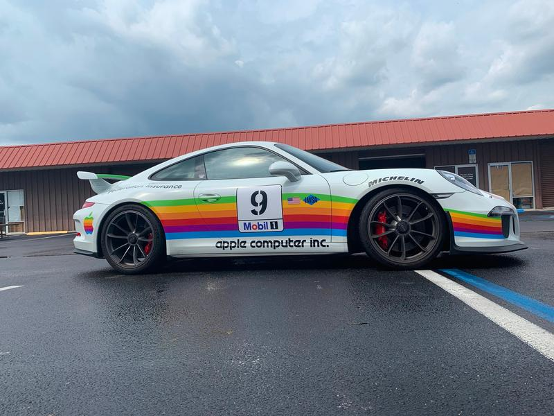 PCA Garage - White 2015 911 GT3 Porsche