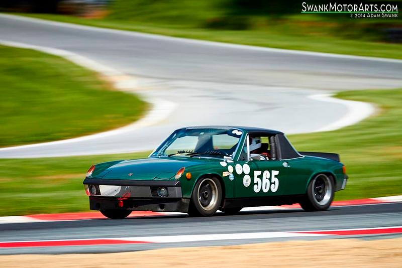 PCA Garage - Irish Green 1970 914-6 Porsche