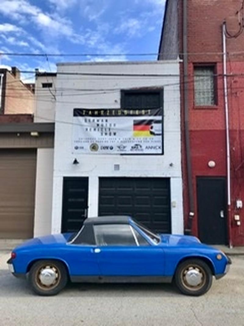 PCA Garage - 1970 914.4 Porsche