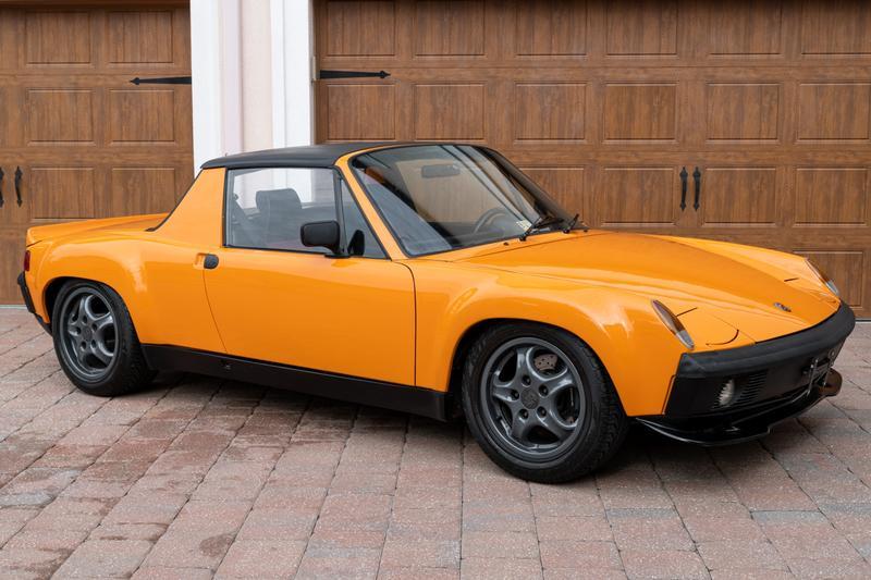 PCA Garage - 1971 914-6 Porsche