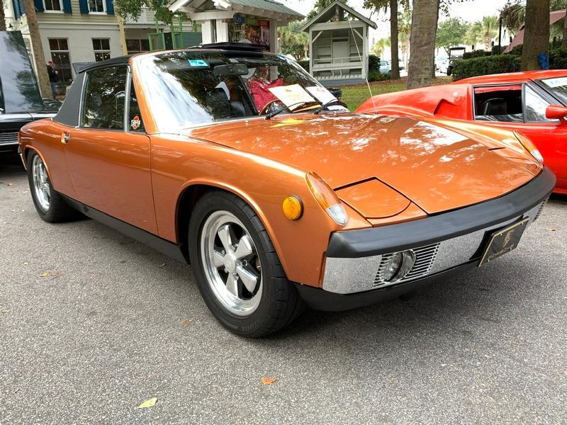 PCA Garage - Copper Metallic 1975 Porsche 914 Porsche