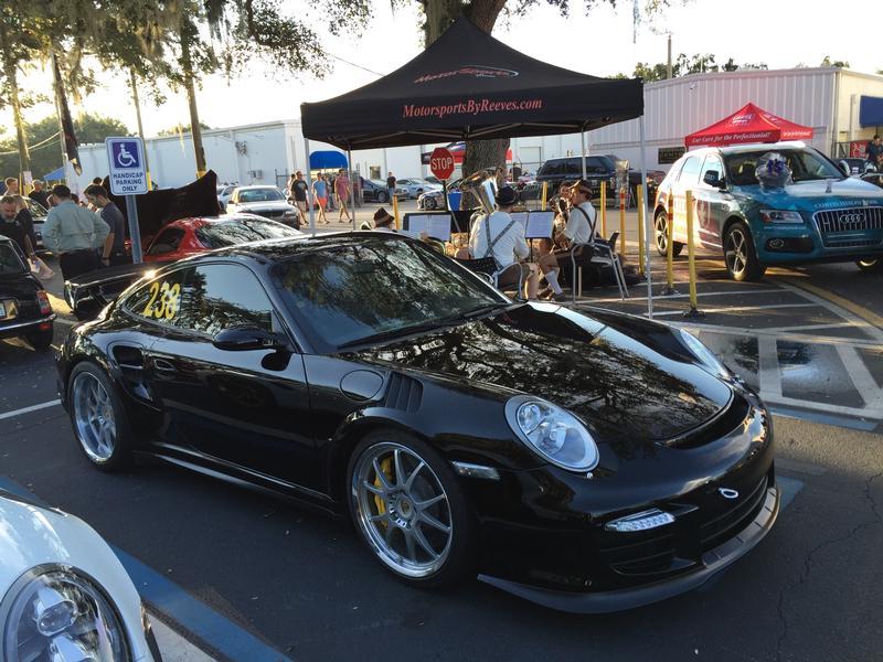 PCA Garage - Black 2008 997 GT2 Porsche