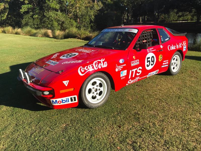 PCA Garage - 1986 944 RS Porsche