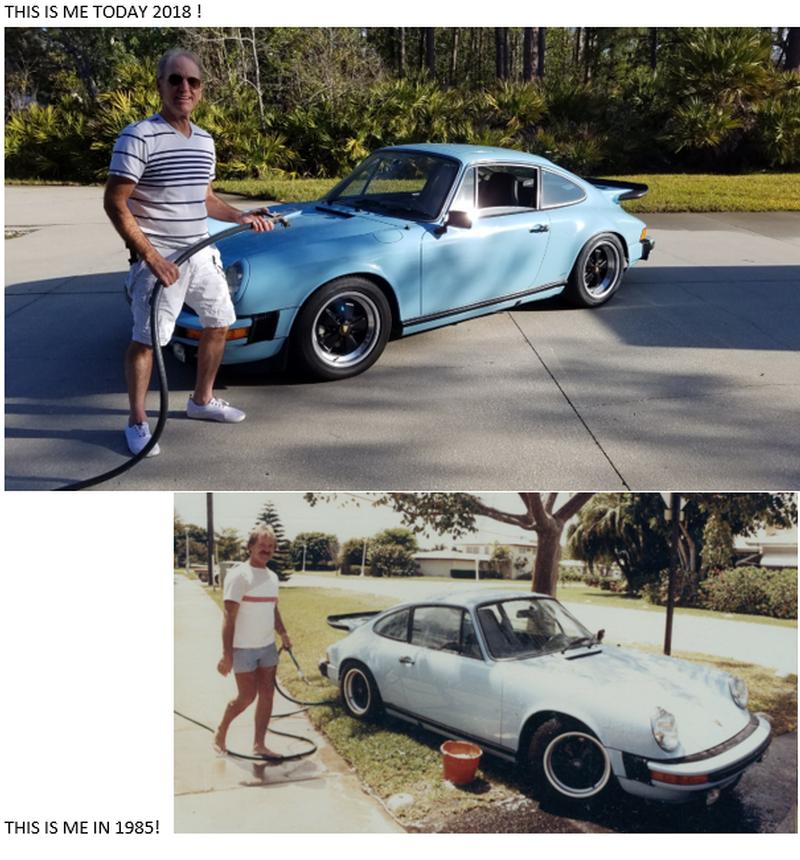 PCA Garage - Gulf Blue (Light) 1974 911 Carrera (US) Porsche