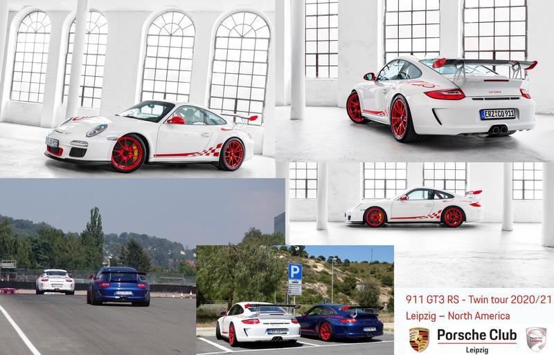 PCA Garage - Carrara white 2010 911/997 GT3 RS Porsche