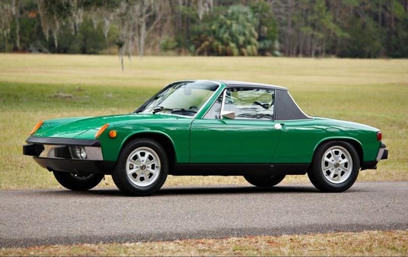 PCA Garage - 1974 914 Porsche