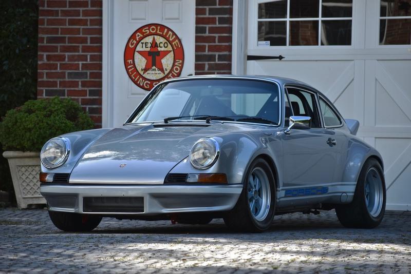 PCA Garage - Silver 1978 911 Backdate Porsche