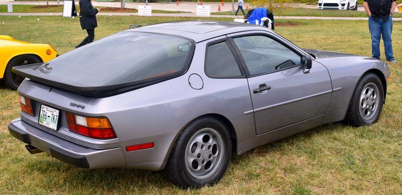 PCA Garage - SILVER 1987 PORSCHE 944 Porsche