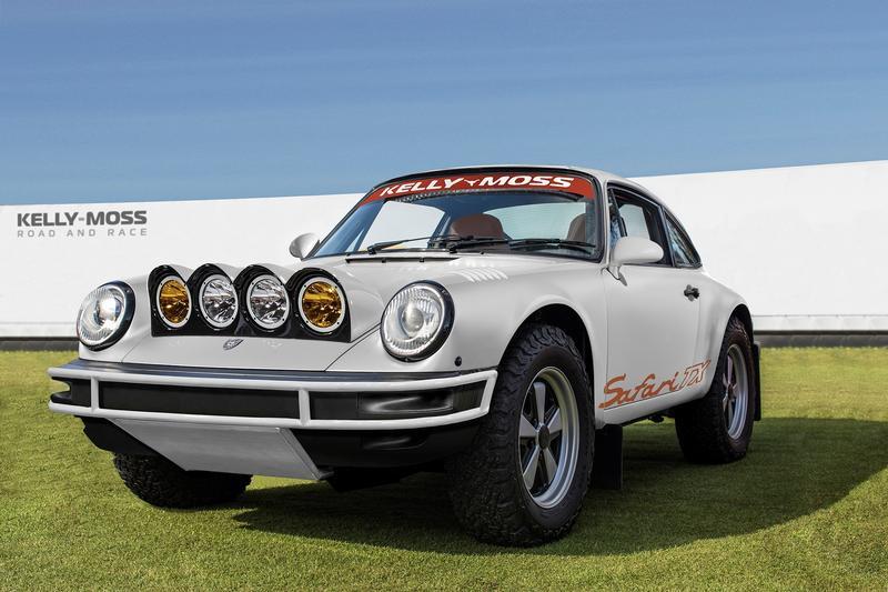 PCA Garage - Grand Prix White 1982 911 SC Porsche