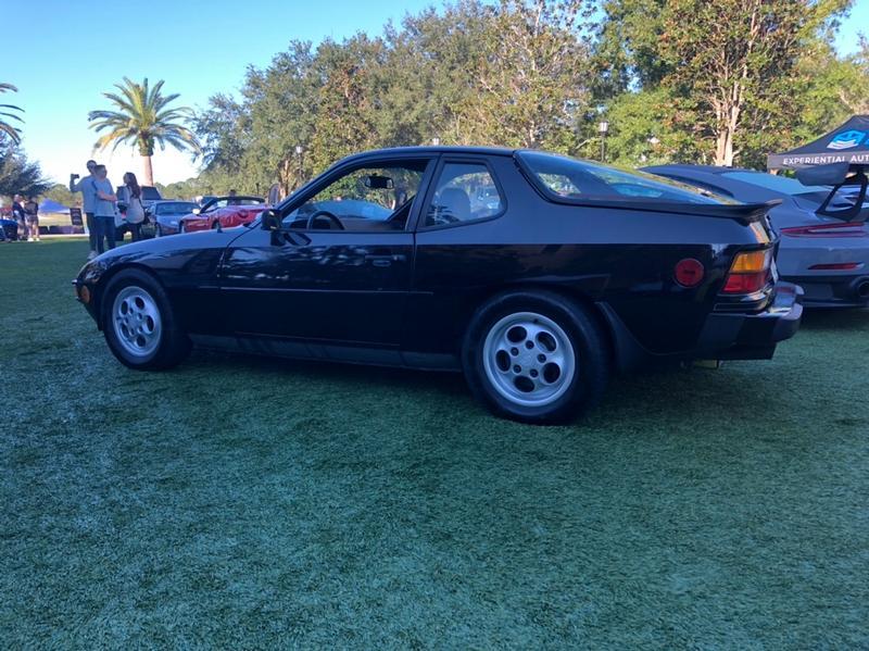 PCA Garage - Black 1988 924S Special Ed Porsche