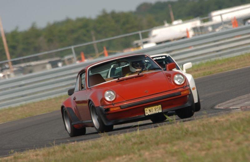 PCA Garage - Peru Red / Cork 1977 911Turbo Carrera Porsche