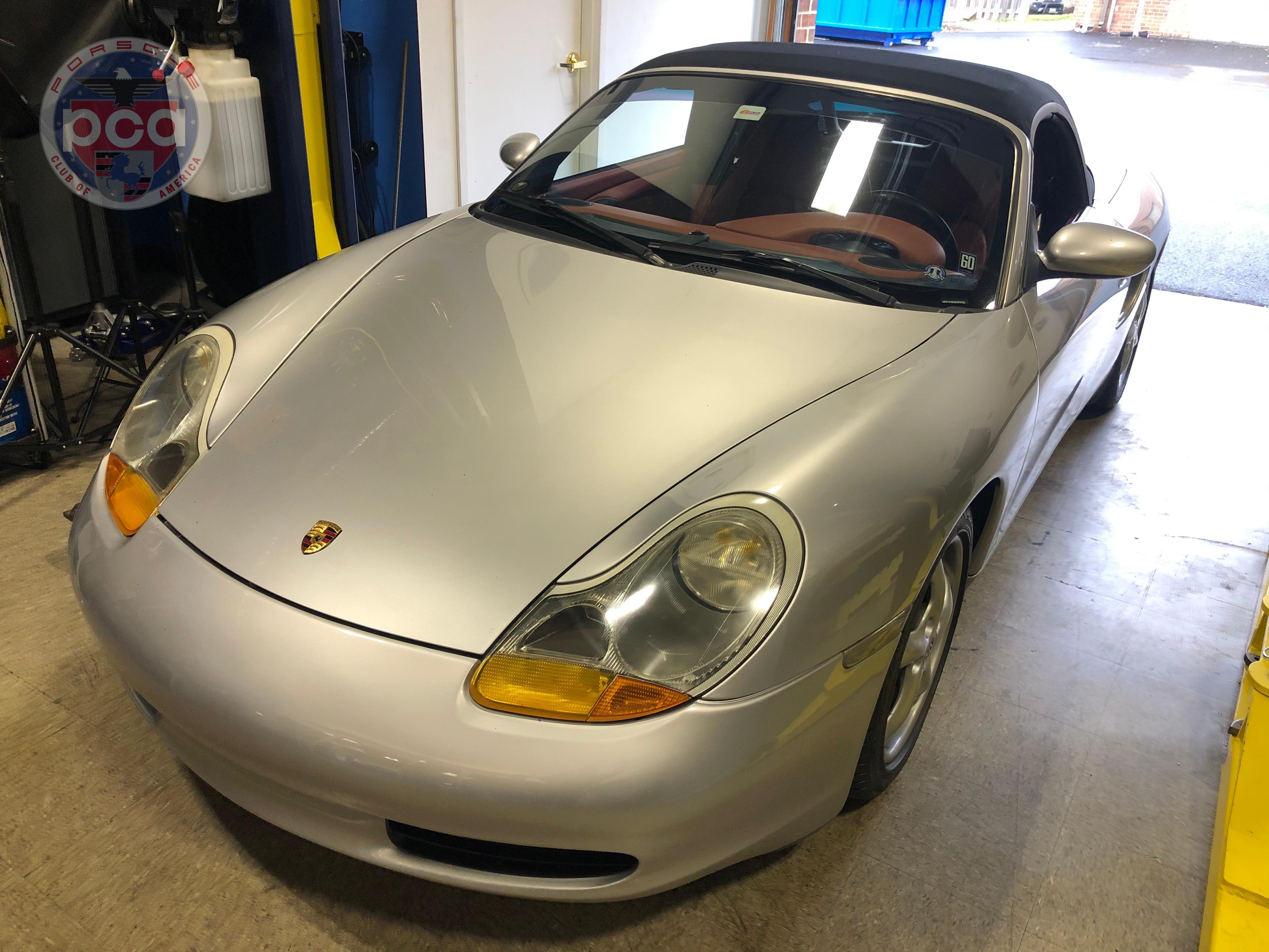 PCA Garage - 1999 Boxster Porsche