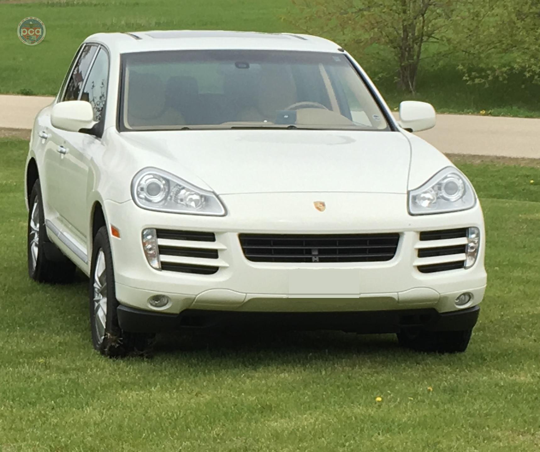 PCA Garage - 2009 Cayenne Porsche