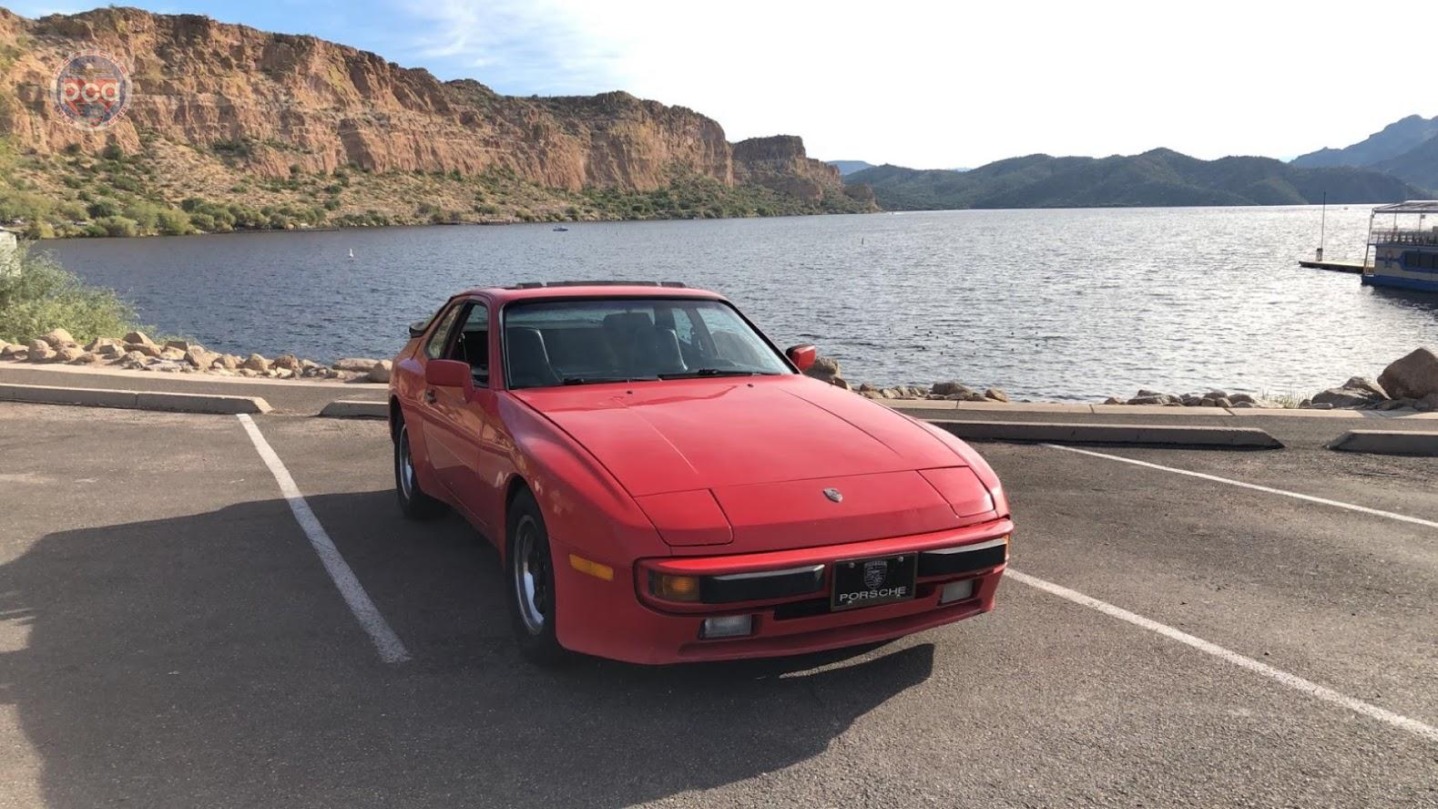 PCA Garage - 1983 944 Porsche
