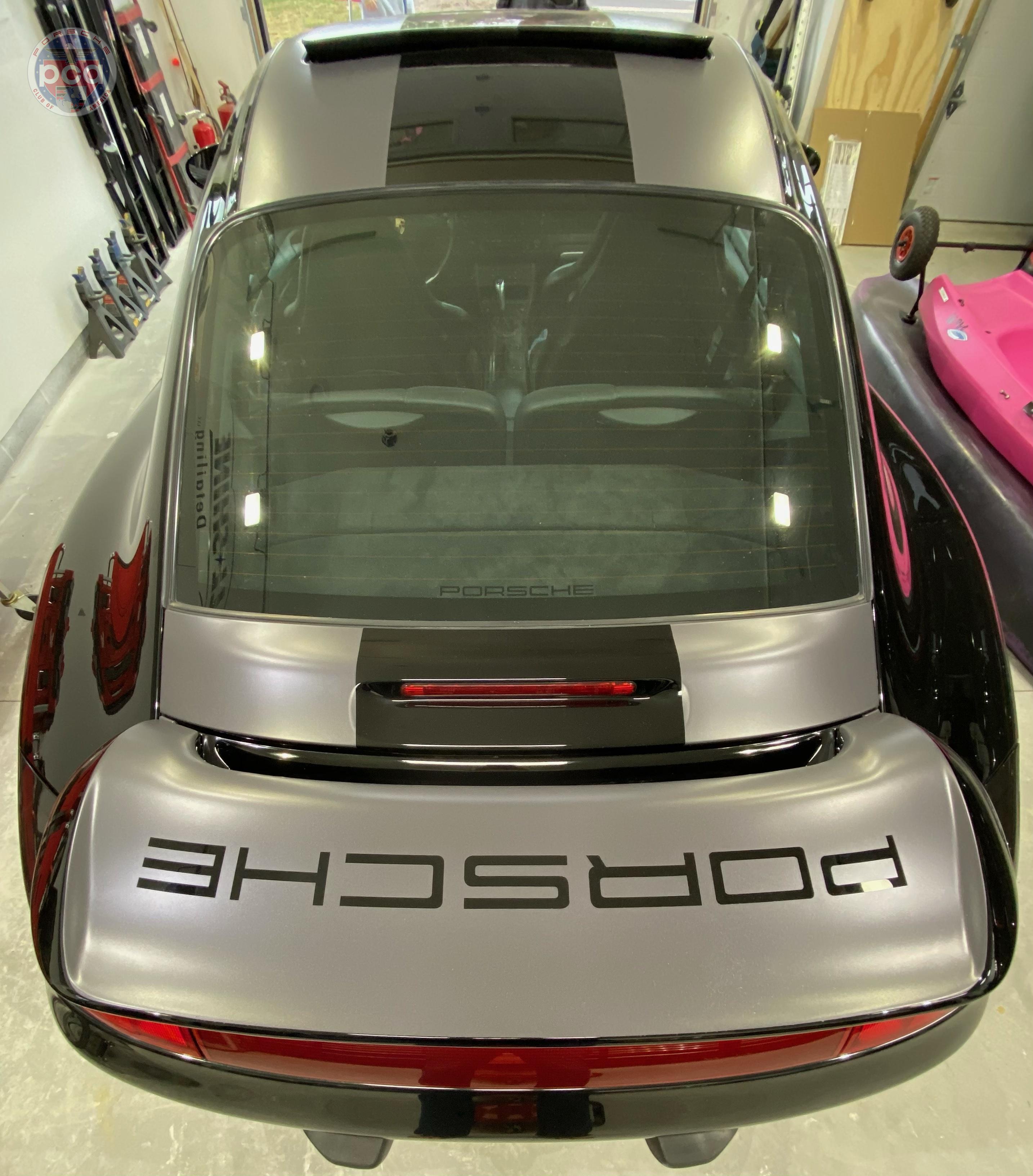PCA Garage - 2004 911 Carrera 4S Porsche