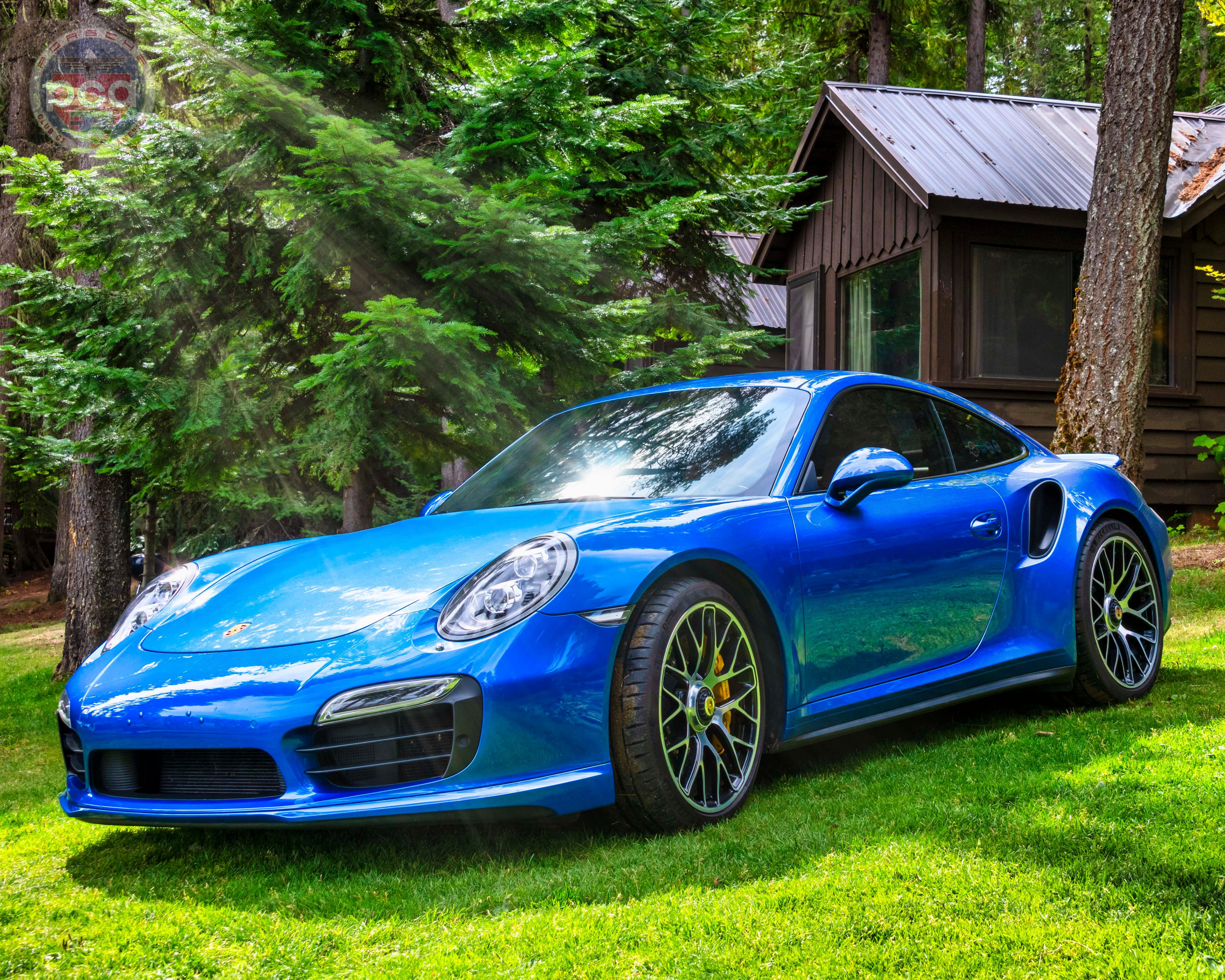 PCA Garage - 2014 911 Turbo S Porsche