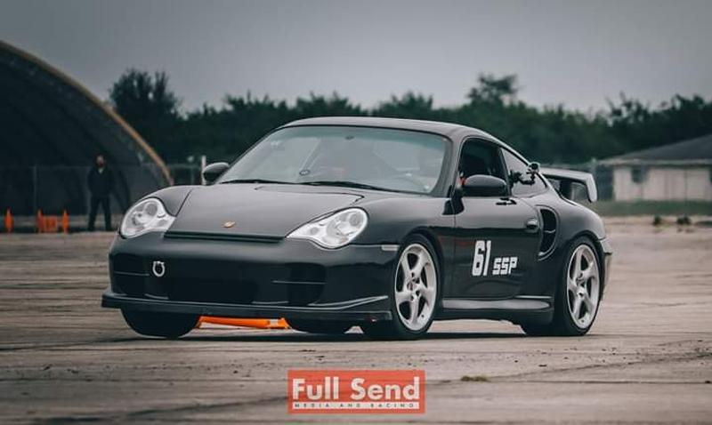 PCA Garage - Basalt Black Metallic 2001 911 Turbo Porsche