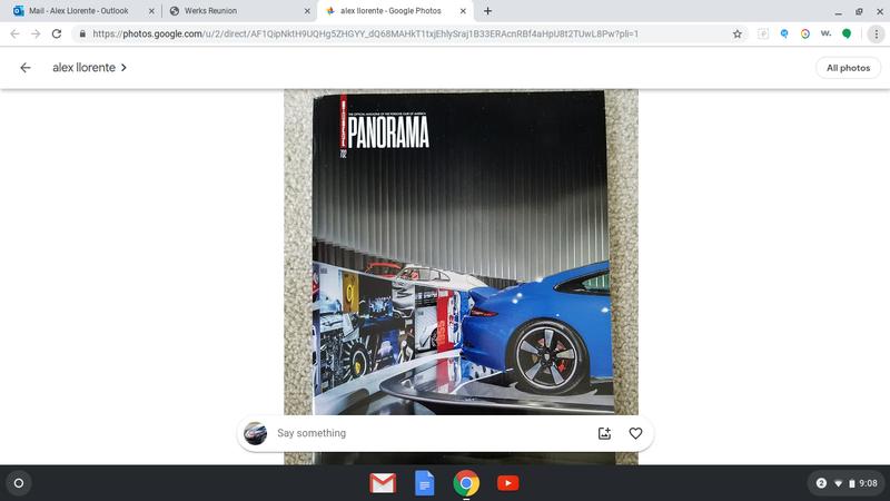 PCA Garage - CLUB BLAU 2016 PCA CLUB COUPE Porsche