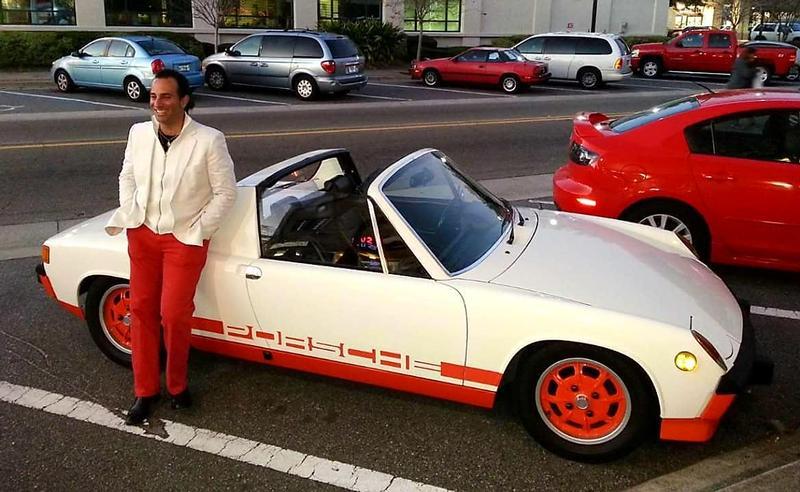 PCA Garage - LE Creamsicle 1974 914 2.0 Porsche