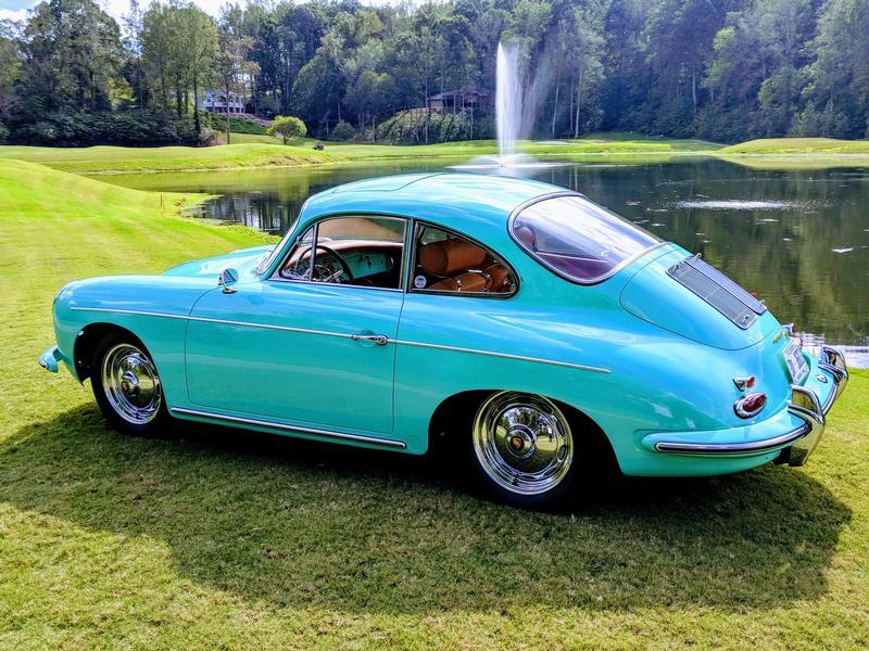 PCA Garage - Original Custom 1962 356 S-90 SR CPE  Porsche