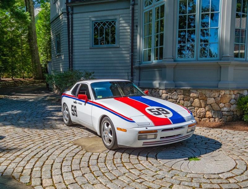 PCA Garage - Brumos Livery 1986 951 Porsche